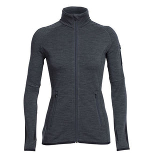 Icebreaker Chandail Atom Full Zip