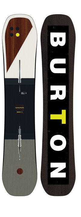 BURTON PLANCHE CUSTOM FLYING V