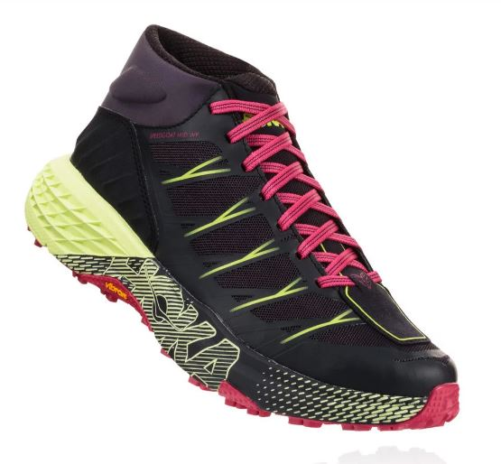 HOKA ONE SPEEDGOAT MID FEM.