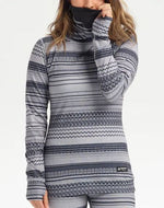 BURTON CHANDAIL MIDWEIGHT LONG NECK FEM.