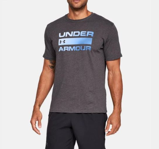 UA T-SHIRT TEAM ISSUE WORDMARK