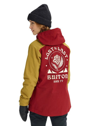 BURTON MANTEAU EASTFALL FEM.