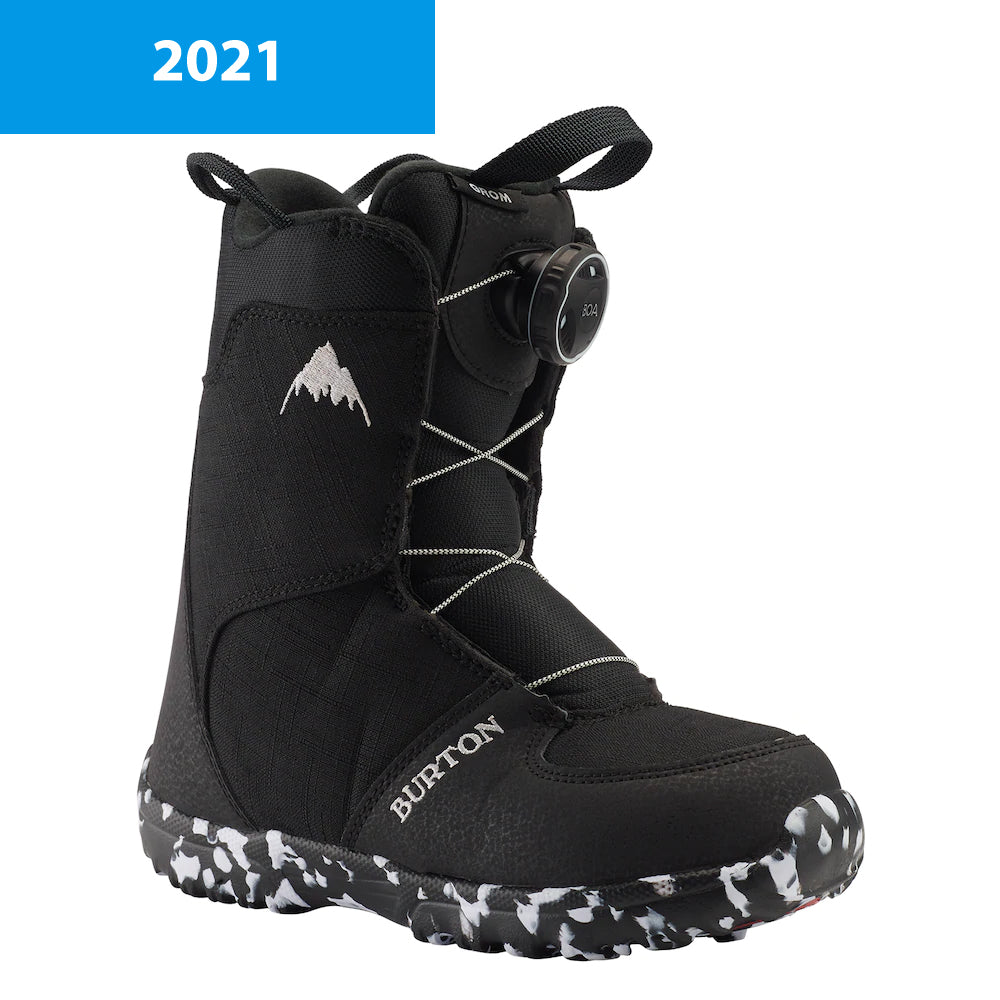 BURTON BOTTE GROM BOA JR