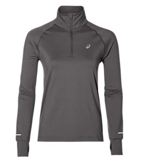 ASICS CHANDAIL THERMOPOLIS 1/2 ZIP FEM.
