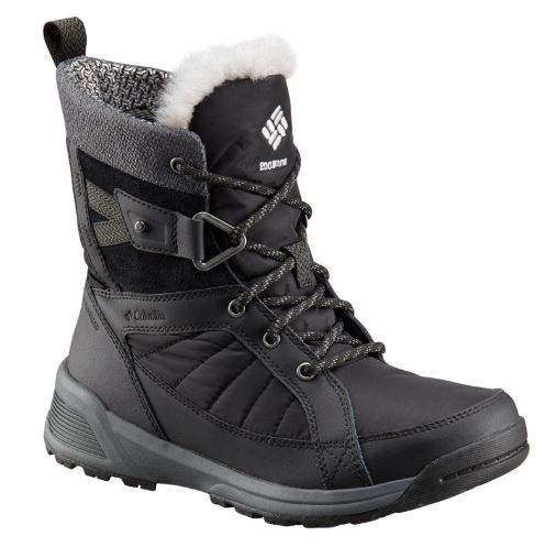 COLUMBIA BOTTES MEADOWS SHORTY OMNI FEM.