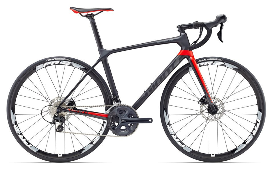 GIANT TCR ADVANCED 2 DISC vélo route reno sport victoriaville