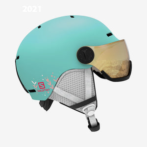 SALOMON CASQUE GROM VISOR