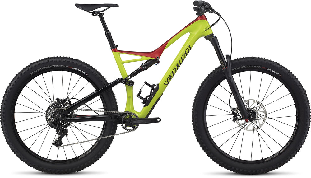 SPECIALIZED STUMPJUMPER COMP CARBON 6 FATTIE