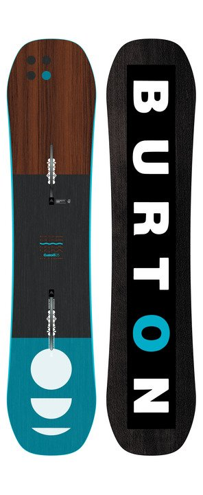 BURTON PLANCHE CUSTOM SMALLS JUNIOR