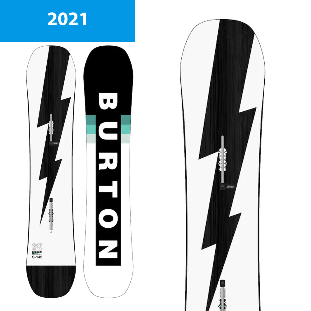 BURTON PLANCHE CUSTOM SMALLS