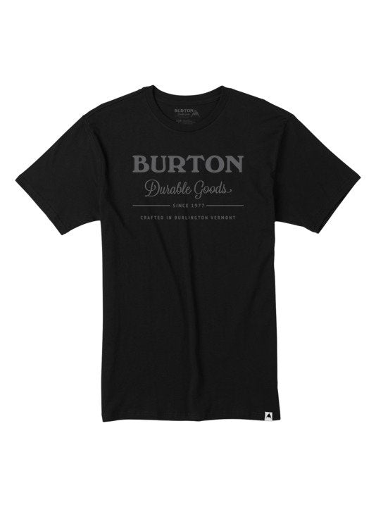 BURTON T-SHIRT DURABLE GOODS