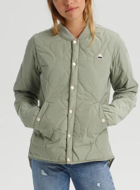 BURTON MANTEAU KILEY ISOLE FEM.