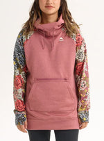BURTON CHANDAIL OAK LONG HOODY FEM.