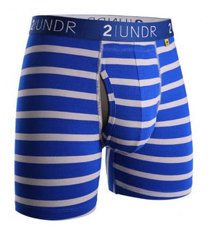 2UNDR BOXER BRIEF STRIPES