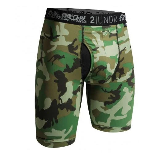 2UNDR BOXER LONG PRINTS