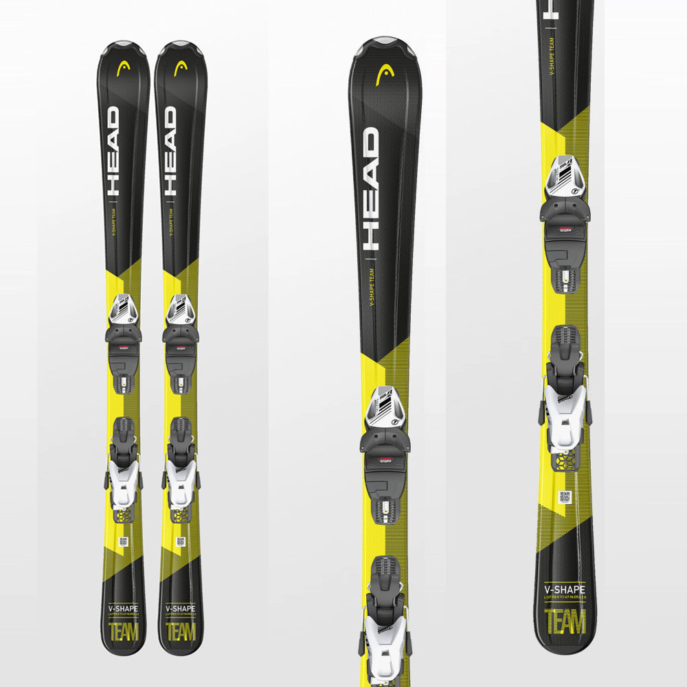 HEAD SKI V-SHAPE TEAM SLR PRO / FIXATION SLR 4.5 GW AC BR 80