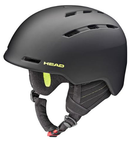 Head Casque Vico Black