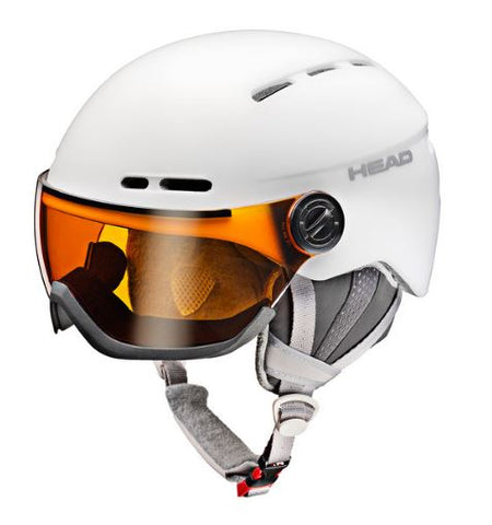 Head Casque Queen / Femme  White
