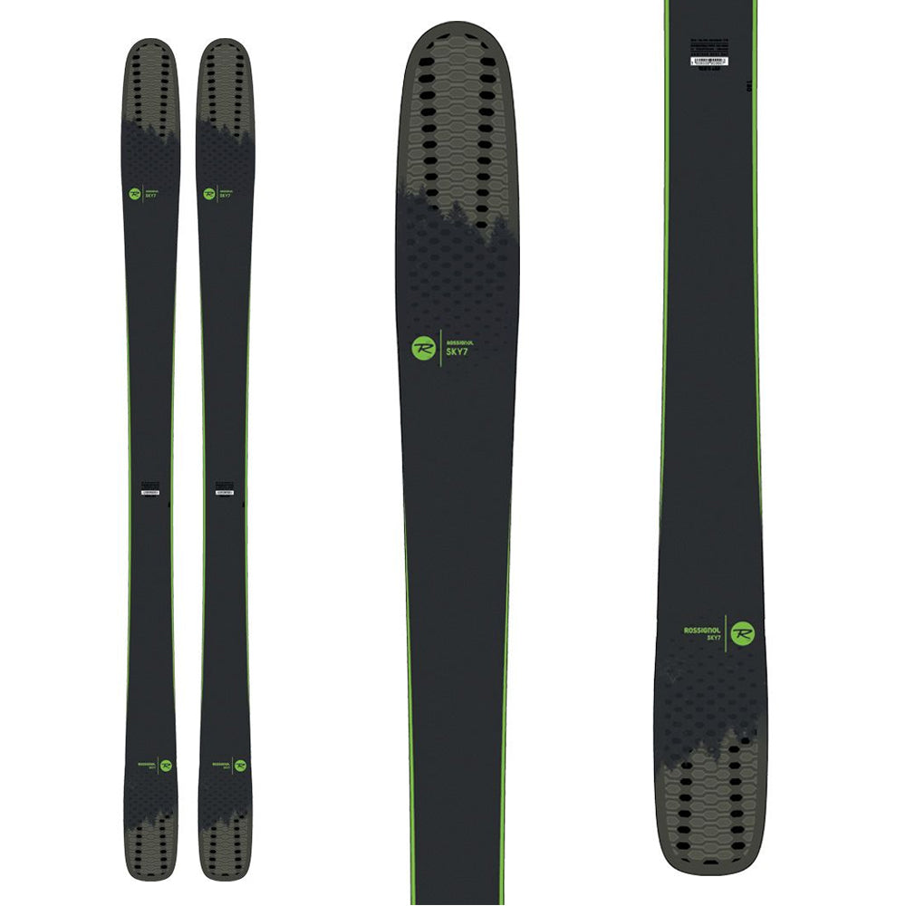 ROSSIGNOL SKIS SKY 7 HD