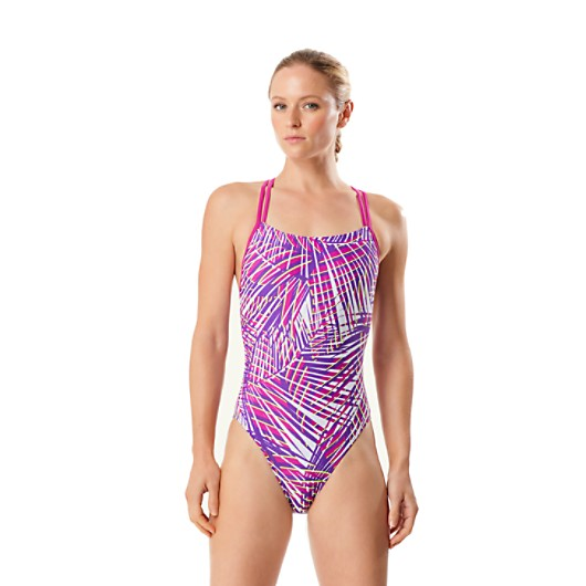 SPEEDO MAILLOT 1 PCS ELECTRIC PALM VOLT