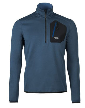 CHLOROPHYLLE CHANDAIL CALOR 1/2 ZIP