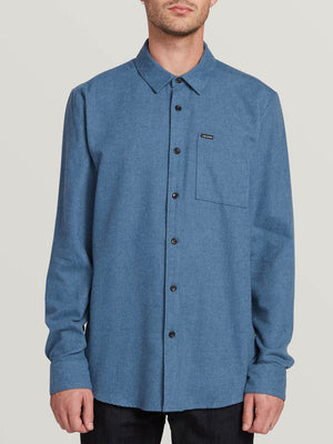 VOLCOM CHEMISE CADEN SOLID