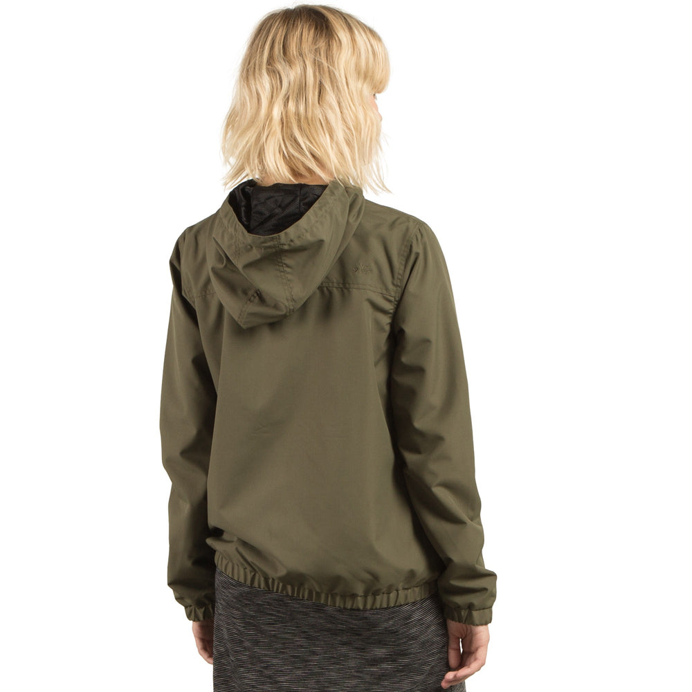 Volcom Jacket Enemy Stone