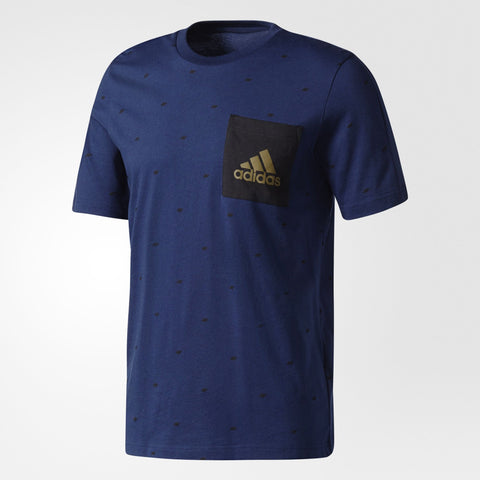 Adidas T-Shirt Essential Graphic Pocket reno sport victoriaville