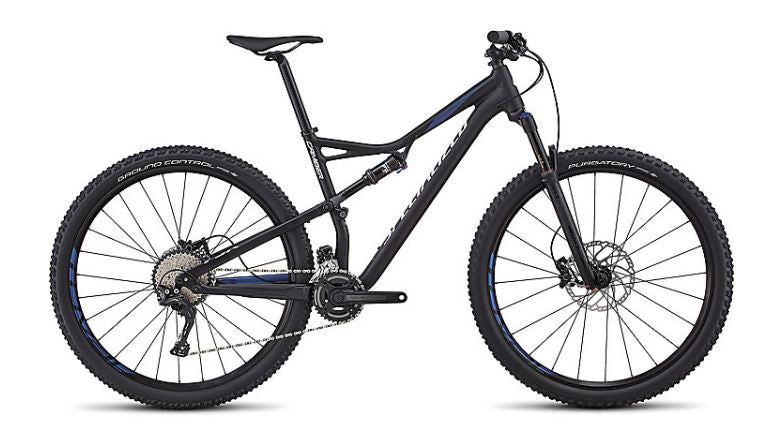 SPECIALIZED CAMBER FSR COMP 29 / 2018