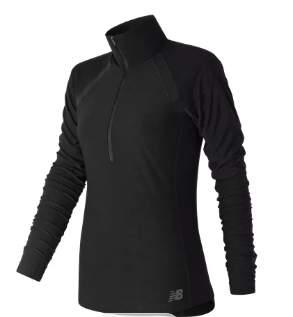 NEW BALANCE CHANDAIL ANTICIPATE FULL ZIP FEMME