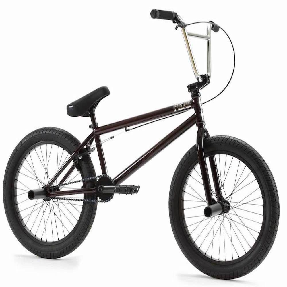 BMX FIEND EMBRYO TYPE O+ / BLACK CHERRY