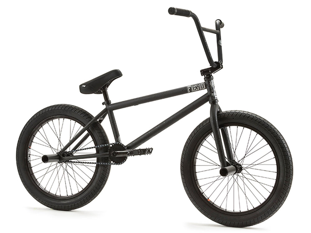 BMX FIEND EMBRYO TYPE B / TRANS BLACK