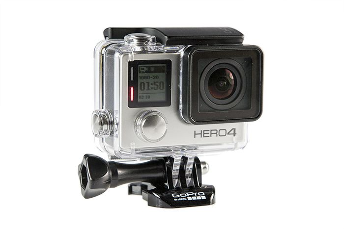 GOPRO HERO 4 EDITION SILVER ADVENTURE