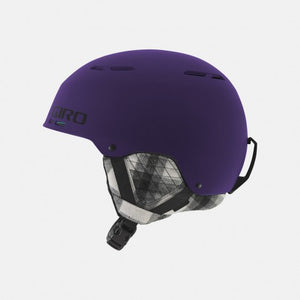 Giro Casque Combyn matte purple