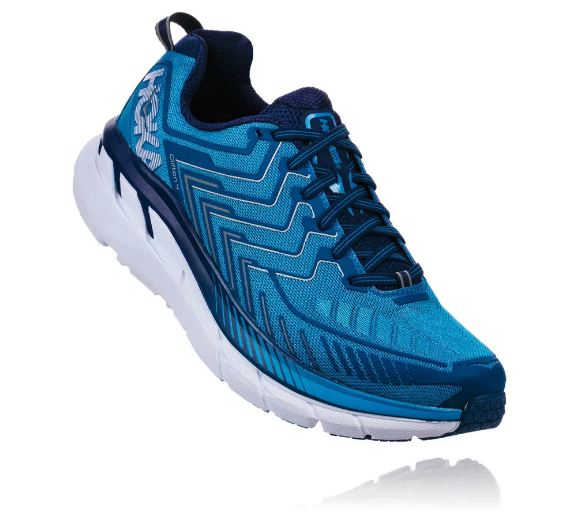 HOKA ONE CLIFTON 4