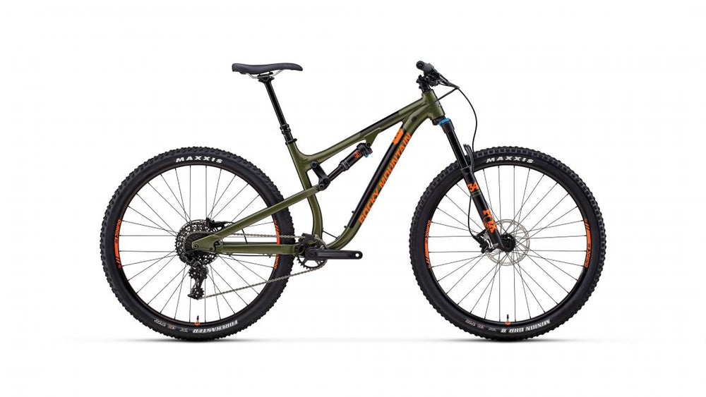 ROCKY MOUNTAIN INSTINCT ALLOY 50 / 2018