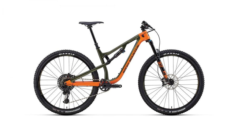 ROCKY MOUNTAIN INSTINCT CARBON 70 / LARGE / 2018