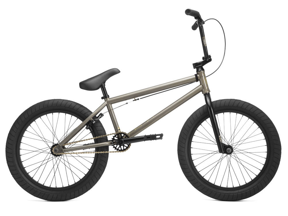 BMX KINK LAUNCH / RAW GOLD