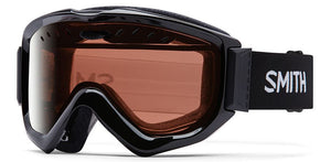 Smith Goggles Knowledge Black RC36
