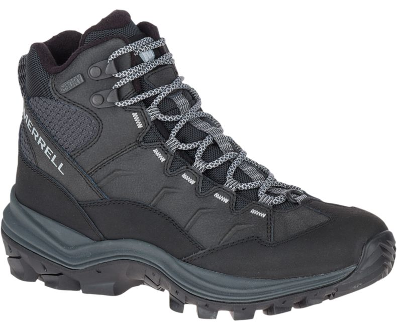 MERRELL BOTTES THERMO CHILL MID WP FEM.
