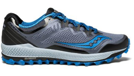 SAUCONY PEREGRINE 8 course trail victoriaville