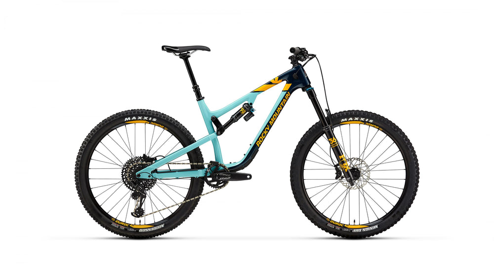 ROCKY MOUNTAIN ALTITUDE CARBONE 50 / BLEU / 2019