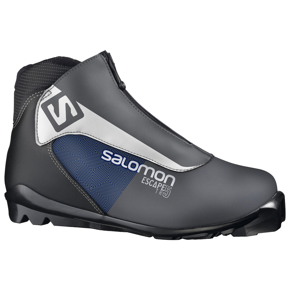 BOTTES SALOMON ESCAPE 5 TR / GRISE-BLEUE / 10.5