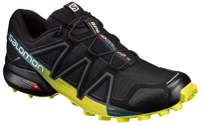 Salomon Speedcross 4 course trail reno sport victoriaville