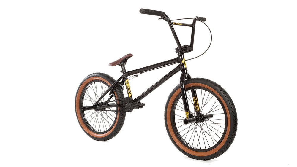 FIT BMX STR / NOIR BRILLANT