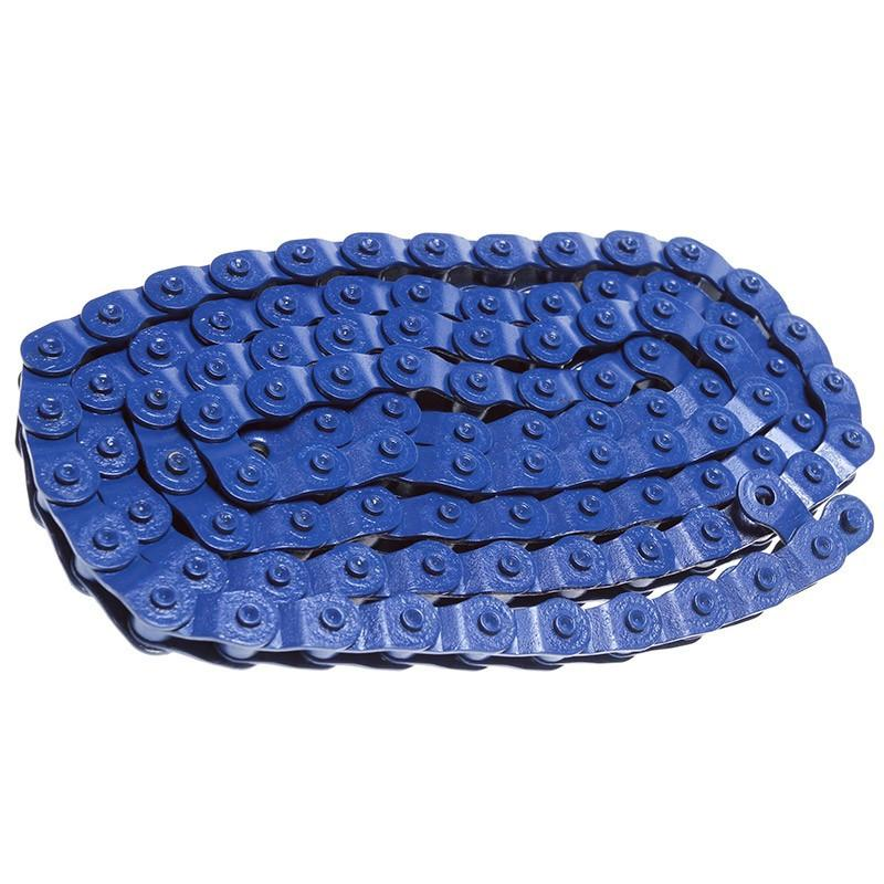 THE SHADOW CONSPIRACY CHAINE INTERLOCK DEMI-MAILLE / BLEU