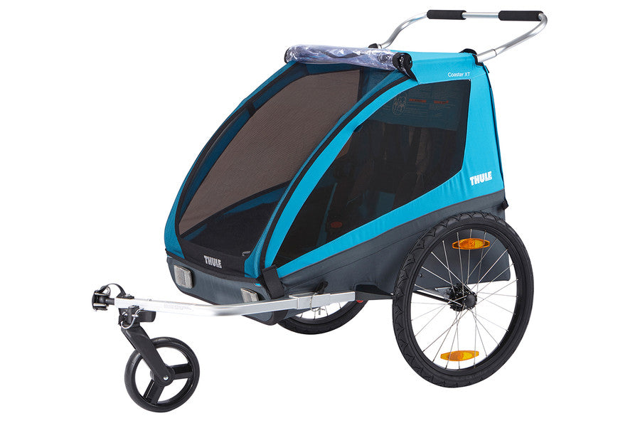 THULE COASTER 2+ / 2 PLACES / BLEU