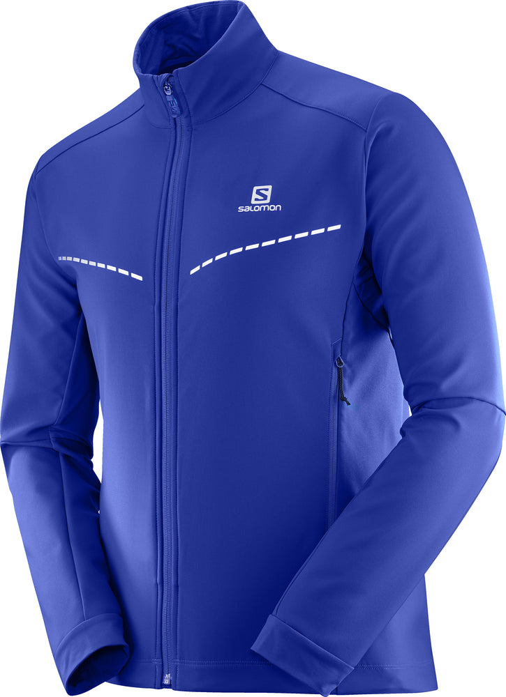 SALOMON MANTEAU AGILE SOFTSHELL