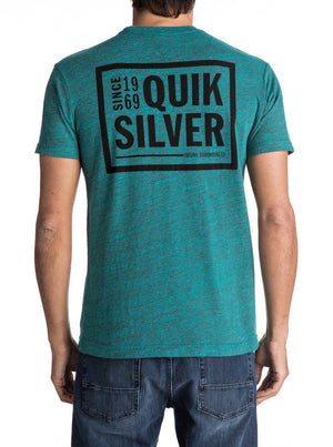 Quiksilver T-Shirt Since 1969 planete snowboard skateboard victoriaville
