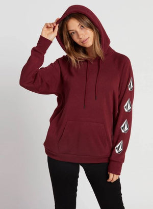 VOLCOM CHANDAIL DEADLY STONE FEM.